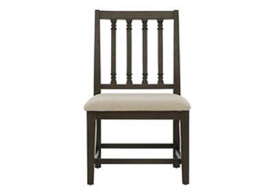 TRADITIONAL SHOP FLOOR REVIVAL SIDE CHAIR