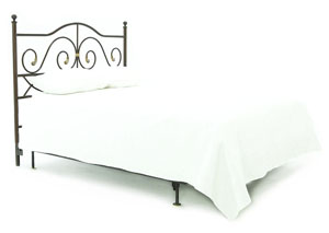 CAMDEN CARAMEL KING HEADBOARD