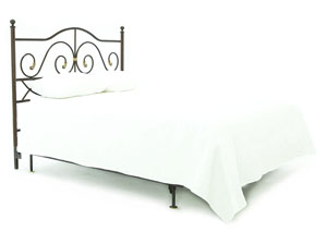 CAMDEN CARAMEL QUEEN HEADBOARD