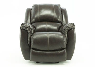HADLEY COFFEE BEAN POWER RECLINER