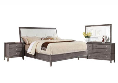 OLIVER GREY QUEEN BEDROOM SET