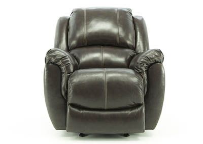 HADLEY COFFEE BEAN ROCKER RECLINER