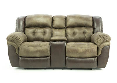 LOGAN POWER RECLINING LOVESEAT WITH CONSOLE