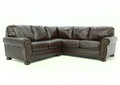 BANNER COFFEE 2PC SECTIONAL