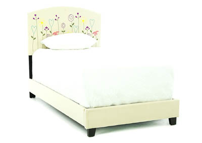 KOURTNEY TWIN BED