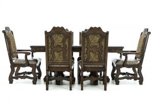 NEO RENAISSANCE 7PC DINING SET