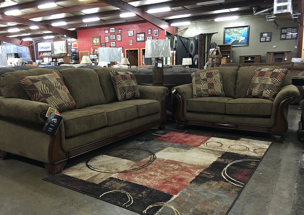 Montgomery Mocha Sofa $459.99 - Plus Get 20% Off Any In Stock Rug ,Specials