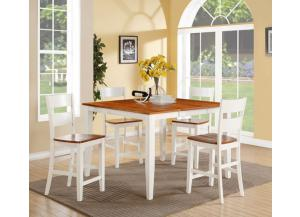 5Pc Pub Dining Set