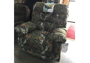 Catnapper Large Camo Rocker Recliner Now $575