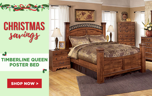 Timberline Queen Bed