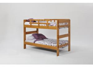 The Heartland 2 x 6 Twin/Twin Split Bunk Bed