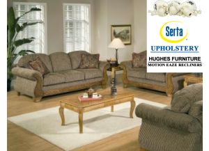 Torry Tomato Sofa & Loveseat