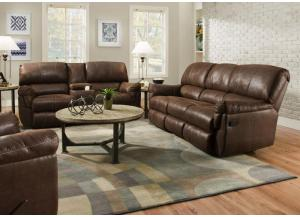 Sabre Power Reclining Sofa & Power Reclining Loveseat LIMITED QUANTITY-SOLD AS A 2 PIECE SET ONLY