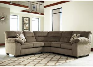 Carlton 2 Piece Sectional