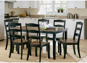 Highland Table and 6 Chairs (All in One) LIMITED QUANTITY