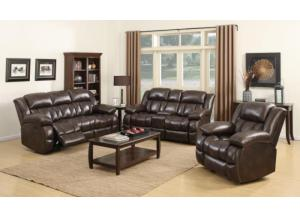 U1600 RECLINING SOFA & RECLINING LOVESEAT