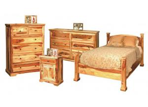 Tahoe Bedroom Set,Porter International Designs