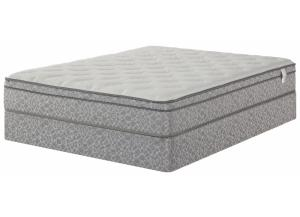 ProComfort Dalton Euro Top Full Mattress Set