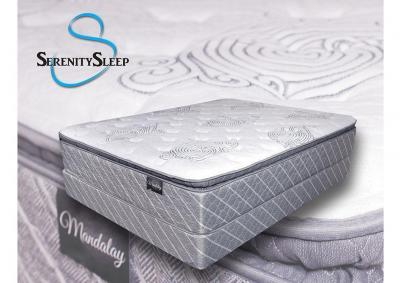 Mandalay Pillow Top Twin Set