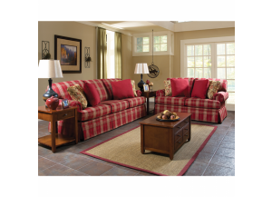 ENGLAND SOFA & LOVESEAT 5375 & 5376 BARON JEWEL