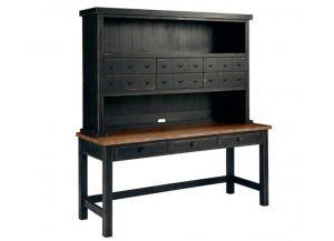 Magnolia Home Postman's Desk & Hutch