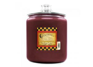 Candleberry Hot Maple Toddy 160oz. Cookie Jar Candle