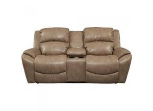 LA-Z-BOY Barrett Power Console Loveseat 49P740 LB127039