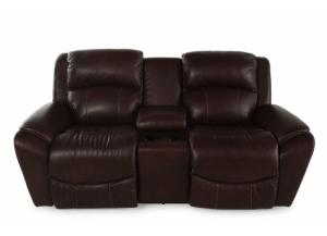 LA-Z-BOY Barrett Power Reclining Loveseat 49P740 LB127078