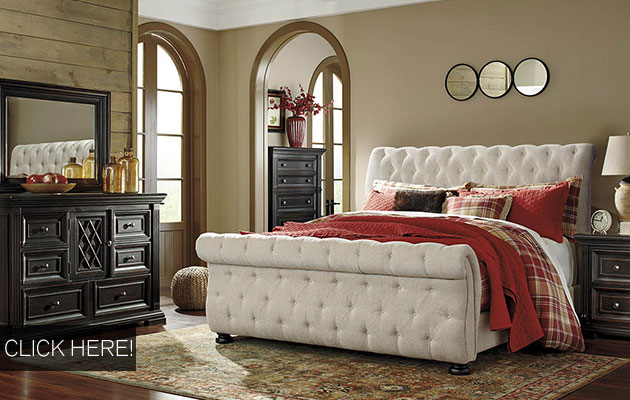 willenburg-dark-brown-king-upholstered-bed