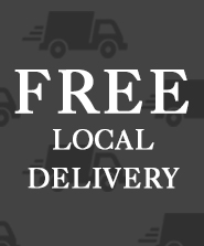free local delivery ad