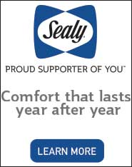 Sealy Landing Page