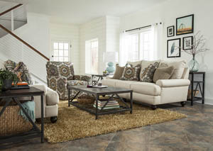Westchester Fiesta Sofa and Loveseat