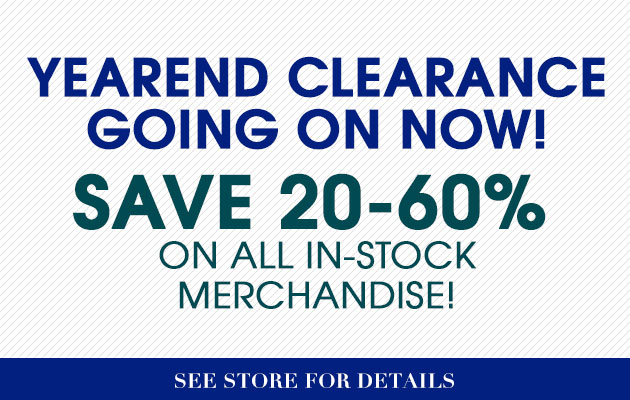 Year End Clearance