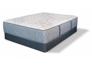 Serta Tomkins King Firm Mattress w/ Foundation