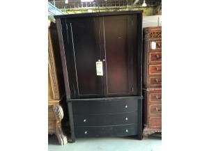 Dark Armoire,Leonardo Furniture
