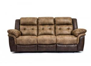 Turlock Two Tone Dual Reclining Sofa
