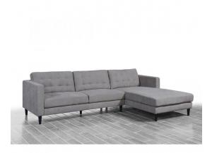 Cosmo Gray Sectional
