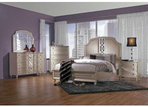 Regency Park Cal. King Bed