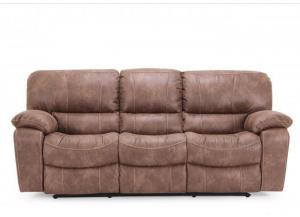 Ottawa Tan Dual Reclining Sofa