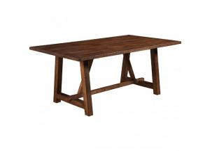 Arendal Trestle Rectangular Dining Table