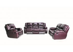 Selma Power Reclining Sofa