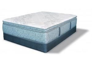 Queen Majestic Sleep Tompkins Super Pillow Top Mattress