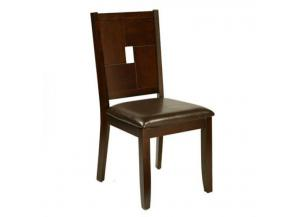 Lakeport Espresso Side Chair