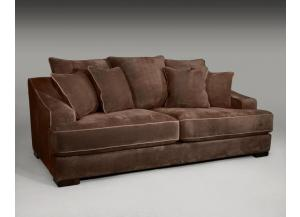 Kerman Sofa Chocolate