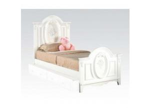 Flora Full Panel Bed