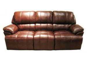 Miranda Chestnut Power Sofa