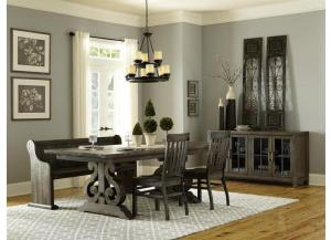Bellamy Dining Table and 4 chairs