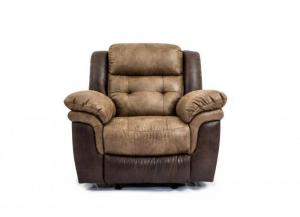 Turlock Two Tone Glider Recliner