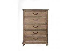 Melbourne 5 Drawer Chest