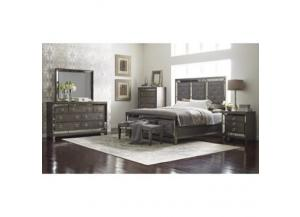 Lenox Cal. King Upholstered Bed